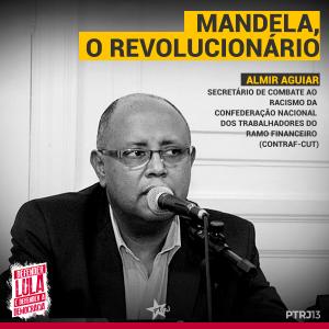almir aguiar e1502915250320 - Mandela, o revolucionário