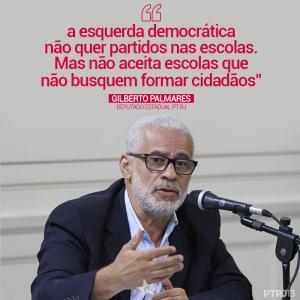 GILBERTO PALMARES e1506533244312 - Gilberto Palmares: em defesa da Escola com Cidadania