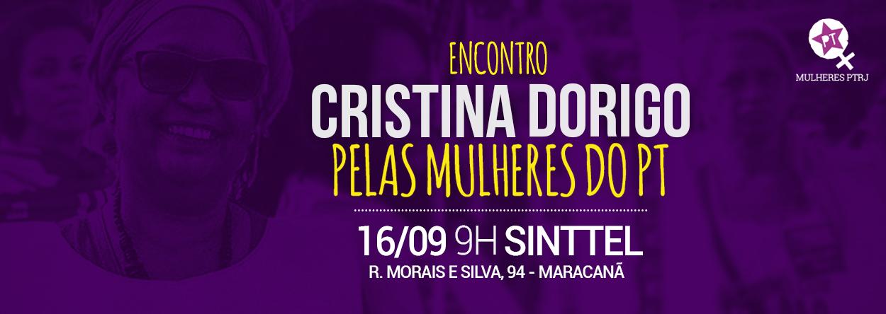 encontro mulheres 2 1 - Encontro Cristina Dorigo pelas Mulheres do PT