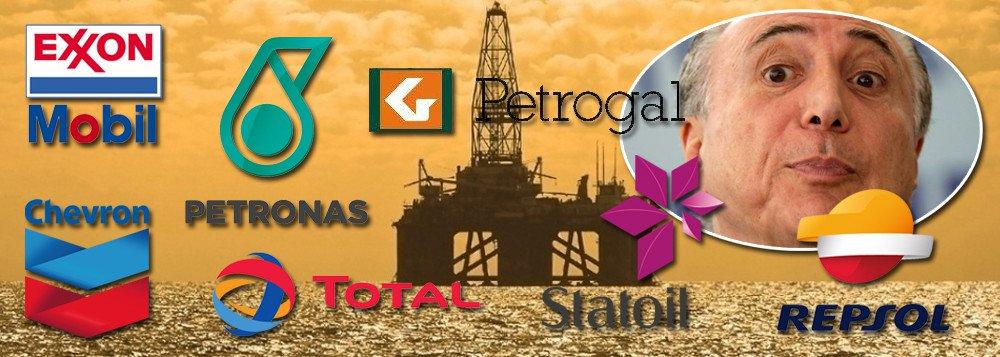 images cms image 000565785 - Pressionado pelo PSDB, Temer abre mão de R$ 1 trilhão em impostos de petroleiras do pré-sal