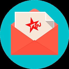 mailralhoho - Cadastre seu e-mail e fique por dentro das novidades do PTRJ!