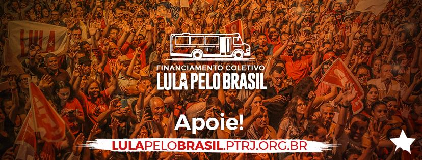CAPA BLOG 5 - #LulaPeloBrasil etapa RJ