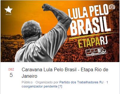ffffffffff - #LulaPeloBrasil etapa RJ