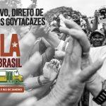 5/12 – Calorosa recepção a Lula em  Campos dos Goytacazes