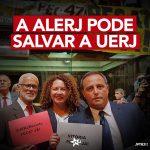 A Assembleia Legislativa do Rio de Janeiro pode salvar a Uerj