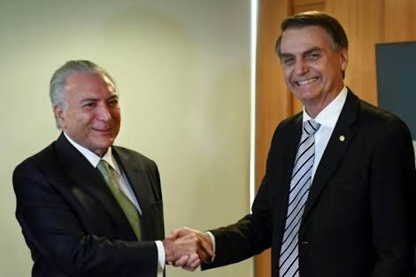 38671DDF C4B9 44F3 B7B0 E828213A8385 - Projeto de Brasil de Bolsonaro e Guedes vêm desde Michel Temer