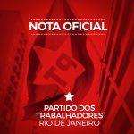 Benedita da Silva assina nota em protesto a política homicida do Governador do Rio de Janeiro
