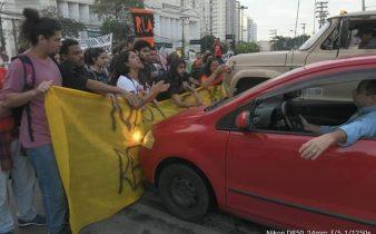 07AD0338 4D75 4A28 930B 840D0298E29F 338x210 - Manifestantes foram atropelados em Niterói durante ato da #GreveGeral