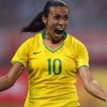 Marta é a jogadora do Mundial mais popular nas buscas em todo o mundo; acompanhe no nosso blog