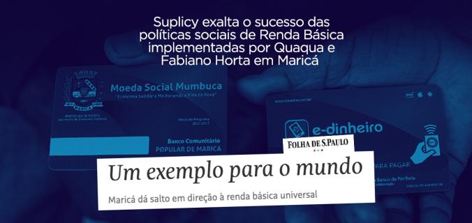 8A6ECD5F 7EC6 45A6 A617 06B5301FDB21 676x320 - Eduardo Suplicy exalta programa de Renda Básica de Quaquá e Fabiano Horta em Maricá