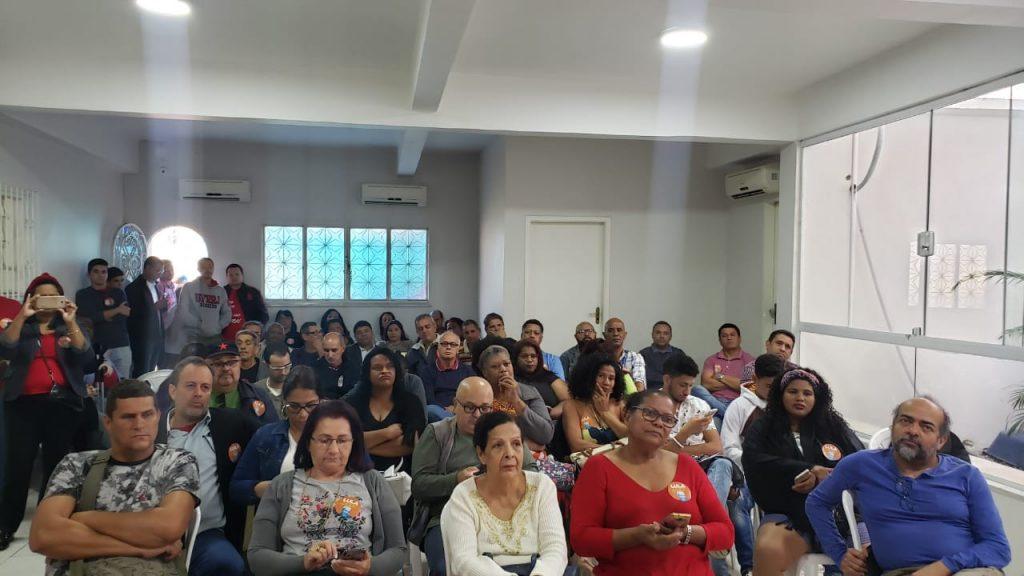 Eleições 2018 . PT Nova Iguaçu