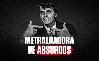 bolsonaro declarações 338x210 - Bolsonaro não para de falar absurdos e cometer crimes