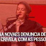 Rio: Vereadora Luciana Novaes denuncia a situação dos abrigos da cidade