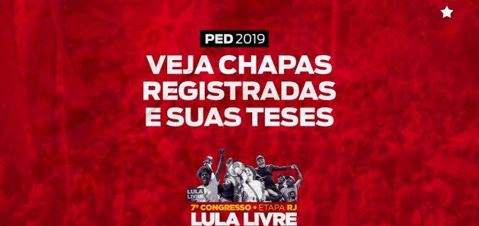 ped 2019 teses 676x320 - PED 2019: Veja as teses registradas para a etapa Rio de Janeiro