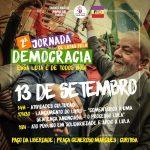 De Curitiba à Brasília, semana de luta nas ruas e nas redes.