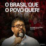O Brasil que o povo quer!