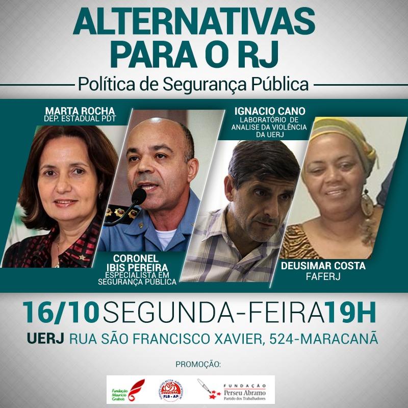WhatsApp Image 2017 10 06 at 16.50.45 - Alternativas para o Rio de Janeiro
