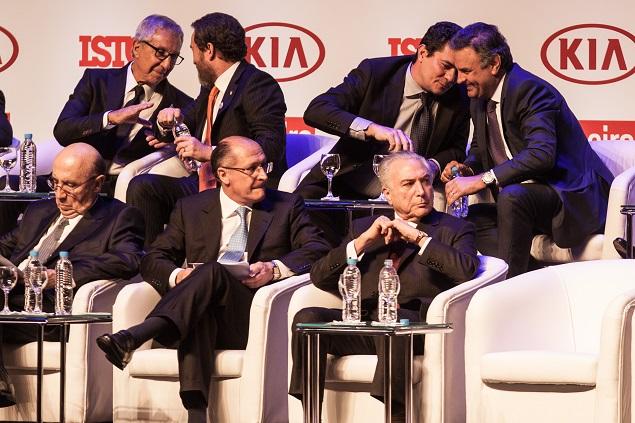 moro aecio temer alckmin - Tacla Duran e o fim da Lava Jato, ou ''o que é isso, Dr Moro?''