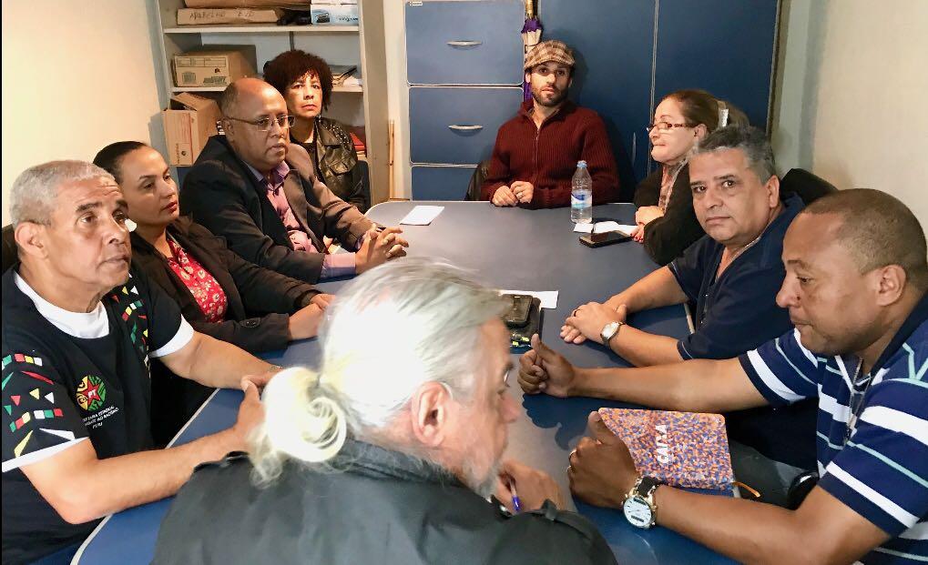 """IMG 20171113 WA0017 - Secretaria de Combate ao Racismo homenageia João Cândido, o """"Almirante Negro''"""