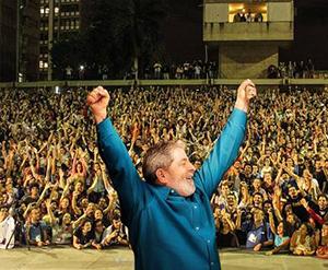 Lula na UERJ2 - Vem aí:  #LulaPeloRio
