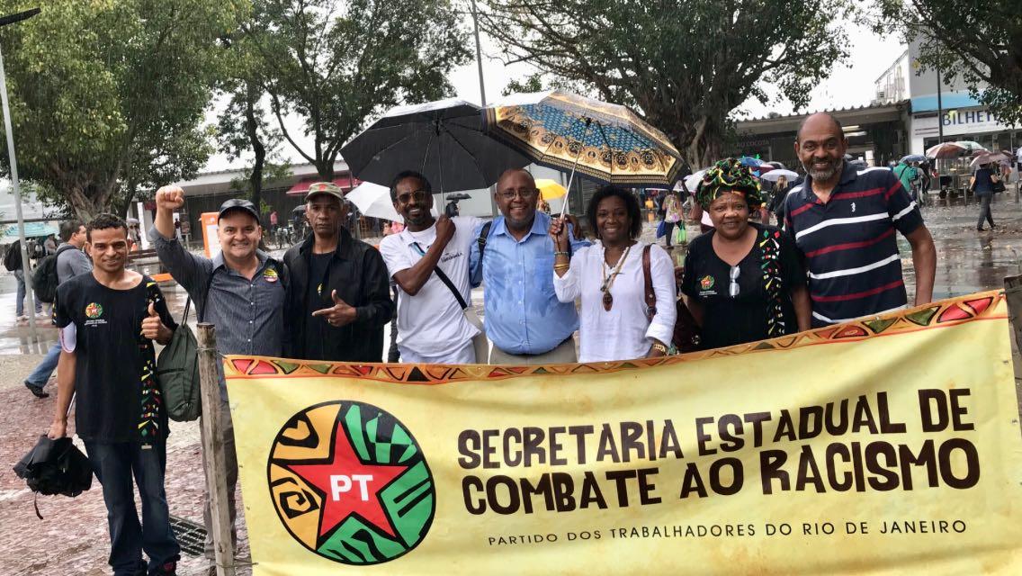 """WhatsApp Image 2017 11 23 at 13.26.30 - Secretaria de Combate ao Racismo homenageia João Cândido, o """"Almirante Negro''"""