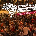 Brasil que o Povo Quer: Lançamento da plataforma no Rio de Janeiro