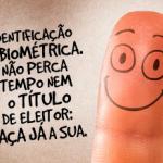 Tire todas as suas dúvidas sobre o cadastro de biometria para as próximas eleições!