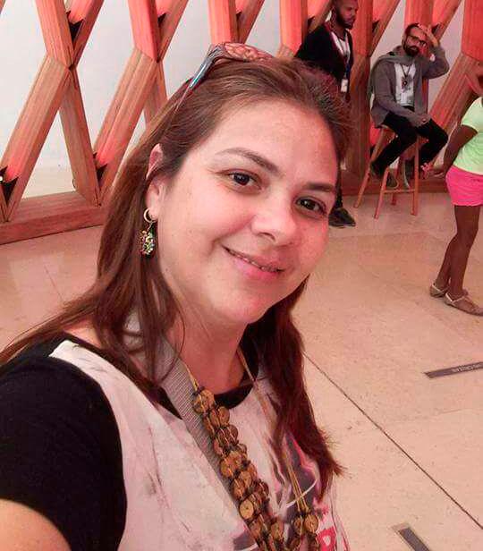 carolina21 - Carolina Farias é a nova Secretária do Setorial LGBT