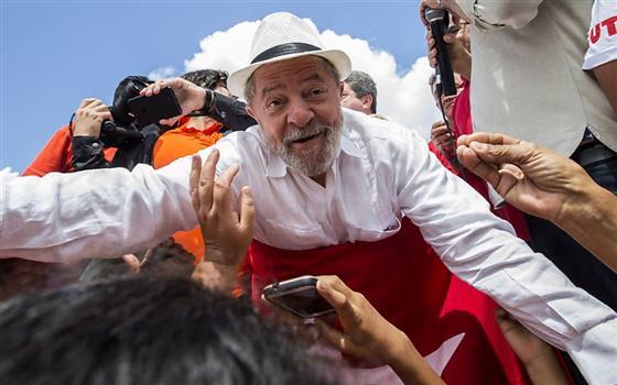 g lula - 4/12- A festa que Vitória montou para #LulaPeloBrasil