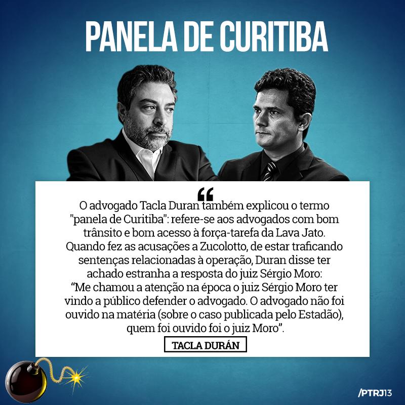 tacla duran 8 - Tacla Duran: Uma pá de cal na reputação de Moro