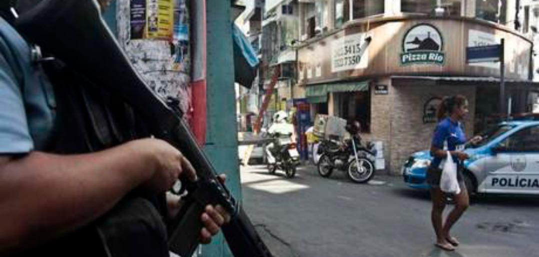 Violencia no Rio - Câmara tem sessão nesta segunda para votar intervenção federal na segurança do Rio