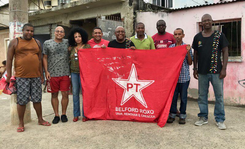WhatsApp Image 2018 02 22 at 16.10.42 - Diretório Municipal de Belford Roxo cria Secretaria de Combate ao Racismo