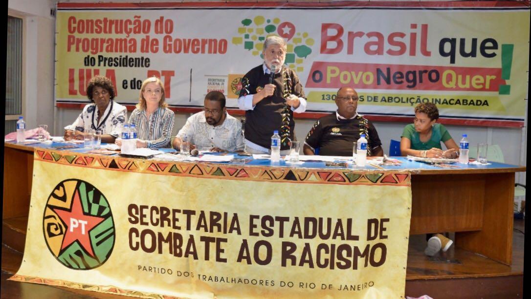 """WhatsApp Image 2018 02 26 at 19.21.47 - Plataforma """"O Brasil que o Povo Negro Quer"""" é inaugurada no Rio de Janeiro"""