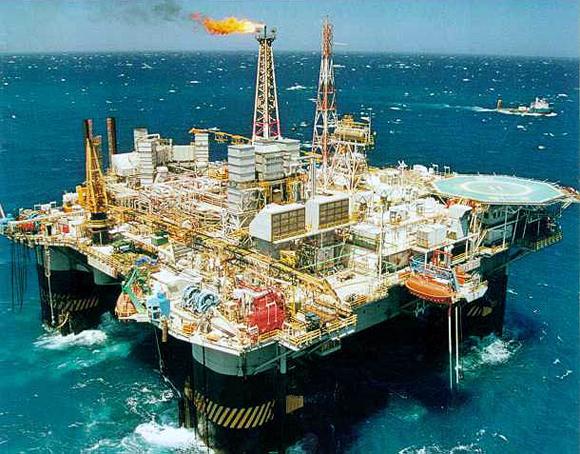 industrias de petroleo