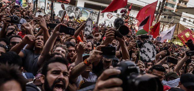 DaMe0FTXcAAZWPq 676x320 - Frentes populares marcam atos pró-Lula em todo o país até 1º de maio