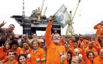 00 LULA PETROBRAS nota fup cnm 338x210 - Petrobrás valia U$ 15,4 bilhões em 2002 antes de Lula. Em 2014 valia R$ 214 bilhões