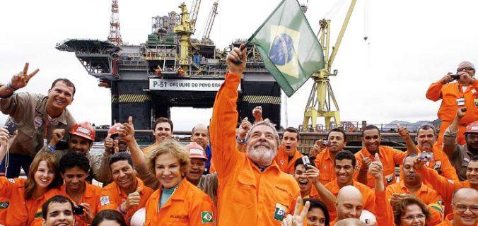 00 LULA PETROBRAS nota fup cnm 676x320 - Petrobrás valia U$ 15,4 bilhões em 2002 antes de Lula. Em 2014 valia R$ 214 bilhões
