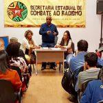 """Secretaria de combate ao racismo  cria   """"Comitê Lula Livre"""""""