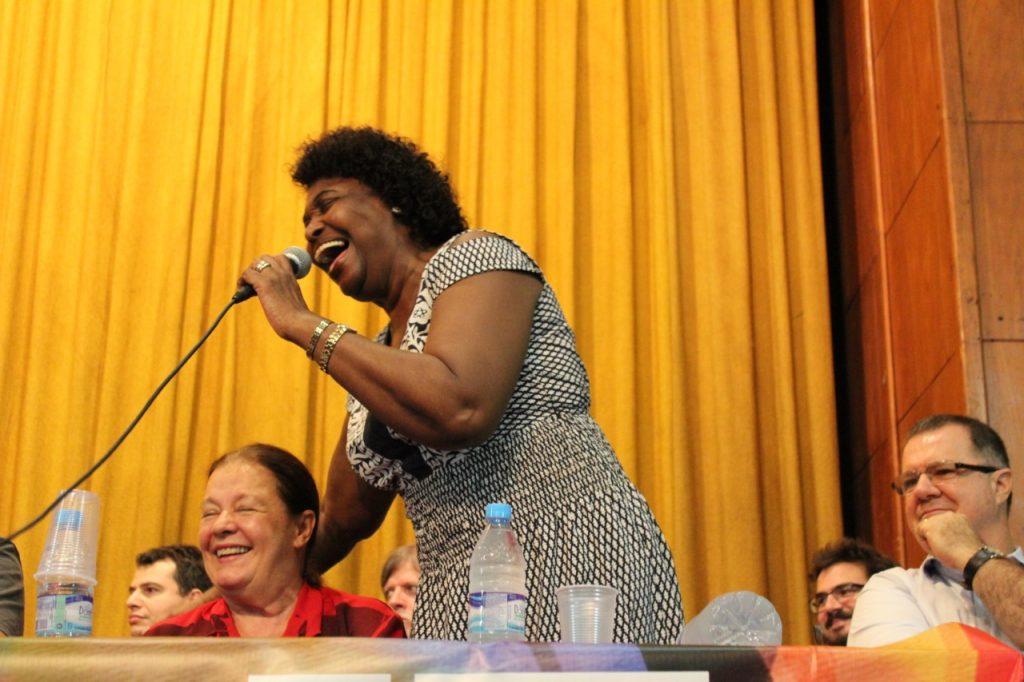 WhatsApp Image 2019 04 10 at 15.55.48 - Lançamento do Comitê Estadual Lula Livre reúne a esquerda no Rio de Janeiro