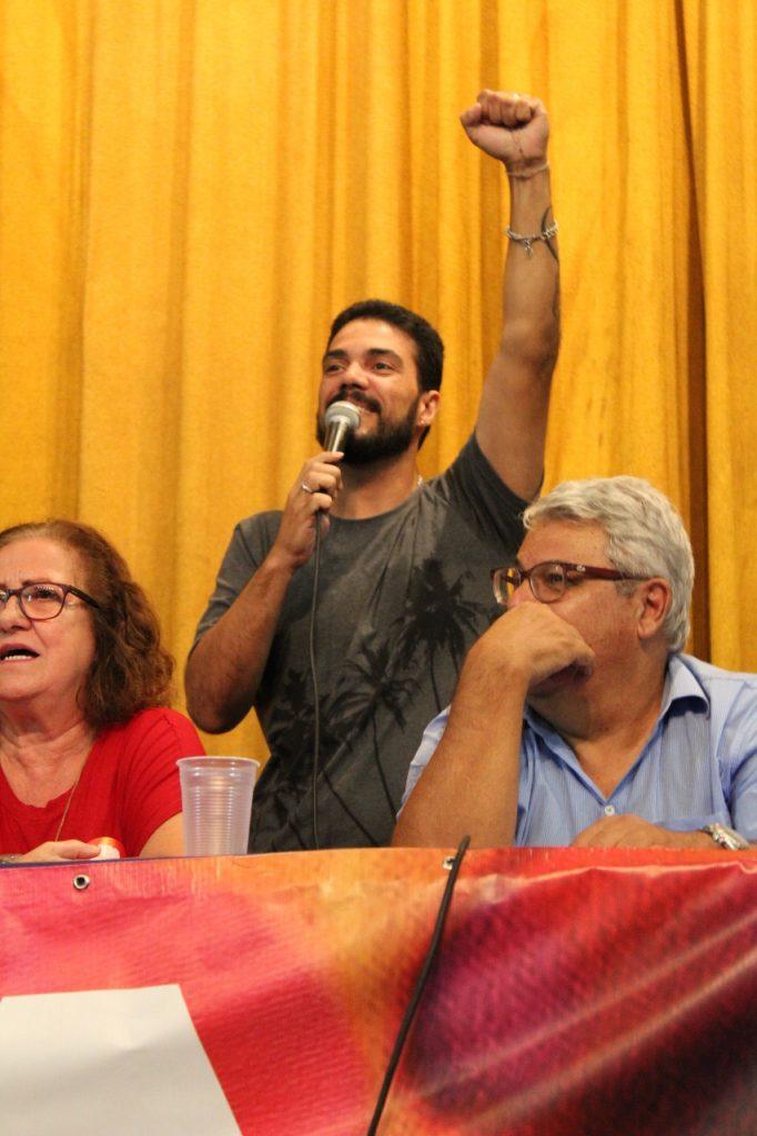 WhatsApp Image 2019 04 10 at 15.55.55 1 - Lançamento do Comitê Estadual Lula Livre reúne a esquerda no Rio de Janeiro