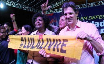 WhatsApp Image 2019 05 10 at 21.34.44 338x210 - Em noite de luta no Rio de Janeiro, Haddad se uniu ao povo na Cinelândia contra os cortes na Educação