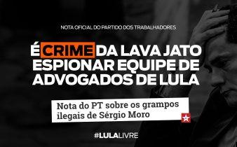 WhatsApp Image 2019 06 06 at 15.13.14 338x210 - Nota do PT sobre os grampos ilegais de Sérgio Moro