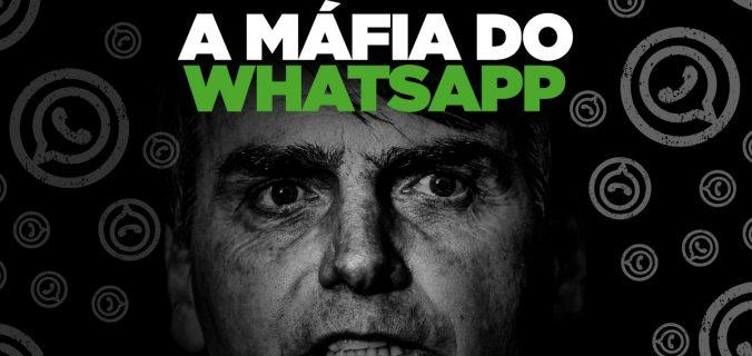 WhatsApp Image 2019 06 18 at 15.12.19 676x320 - Empresas fraudaram eleições com Whatsapp em favor de Bolsonaro, revela reportagem da Folha