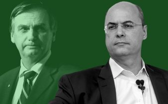 Witzel é Bolsonaro no Rio