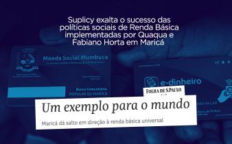8A6ECD5F 7EC6 45A6 A617 06B5301FDB21 338x210 - Eduardo Suplicy exalta programa de Renda Básica de Quaquá e Fabiano Horta em Maricá