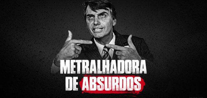 bolsonaro declarações 676x320 - Bolsonaro não para de falar absurdos e cometer crimes