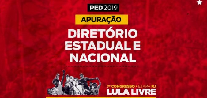 cropped PED RJ 2019 2 676x320 - PED 2019/RJ. Apuração Diretório Estadual e Nacional