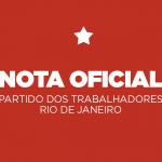 Nota do PT-RJ sobre o pronunciamento de Jair Bolsonaro