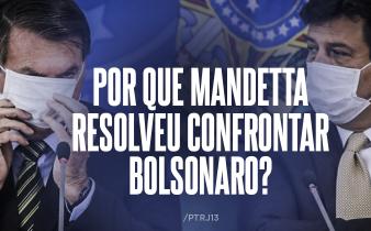 Por que Mandetta resolveu confrontar Bolsonaro 338x210 - Mandetta e o isolamento social: Bolsonaro tem tinta na caneta?