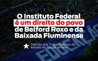if baixada 338x210 - NOTA EM DEFESA DO  INSTITUTO FEDERAL - CAMPUS BELFORD ROXO